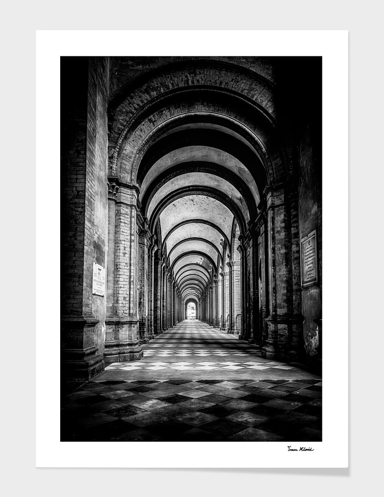 Ravenna, Graveyard