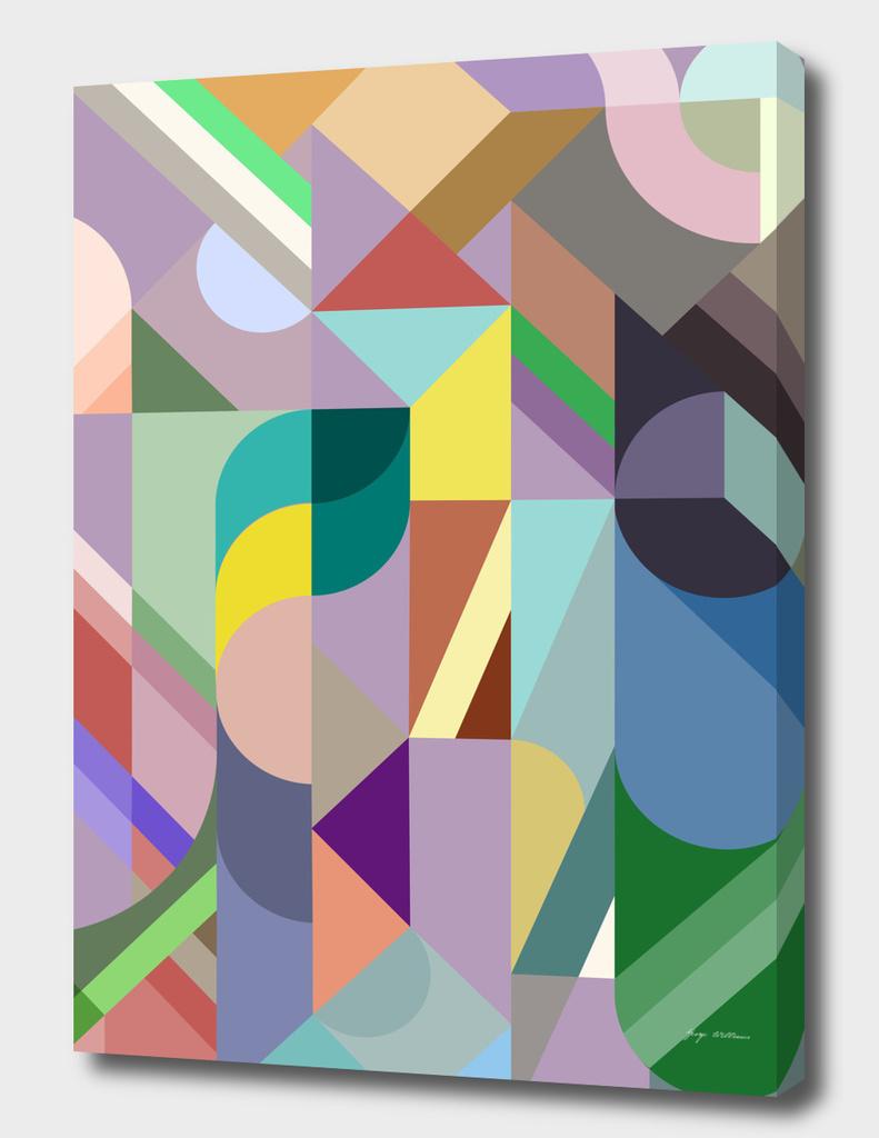 Geometric Abstract (1)