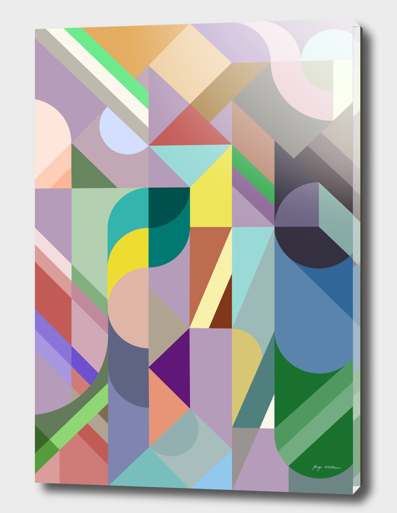 Geometric Abstract (1)