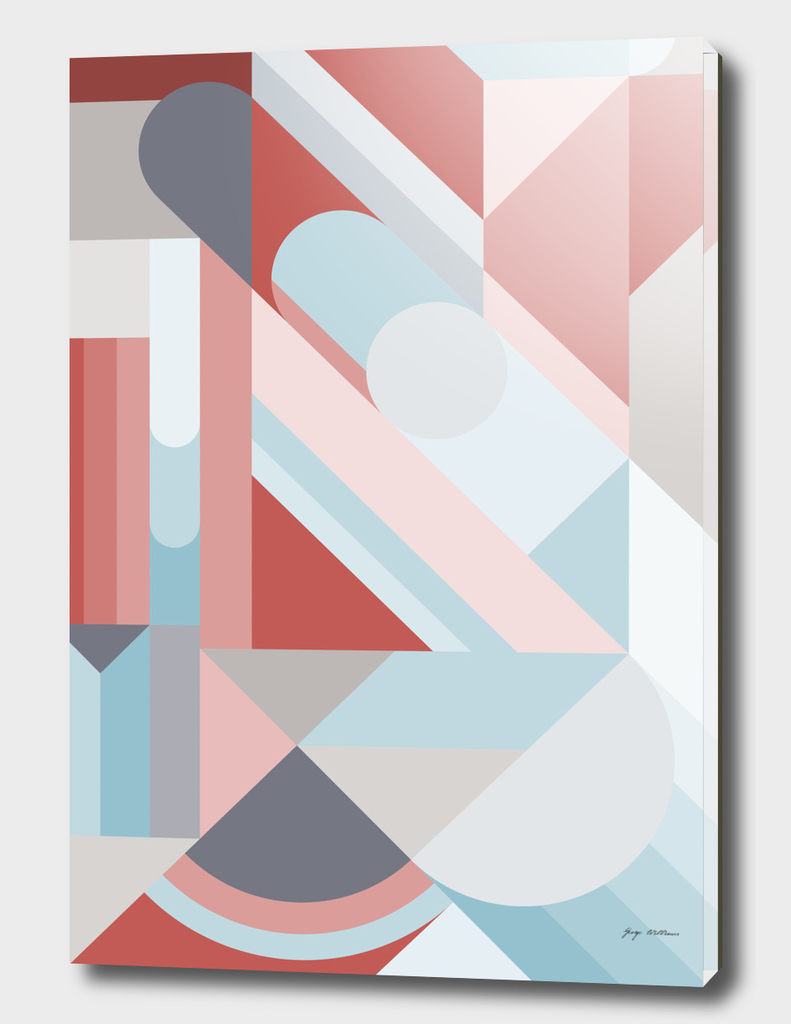 Geometric Abstract (2)