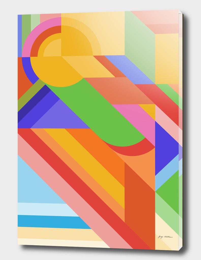 Geometric Abstract (3)