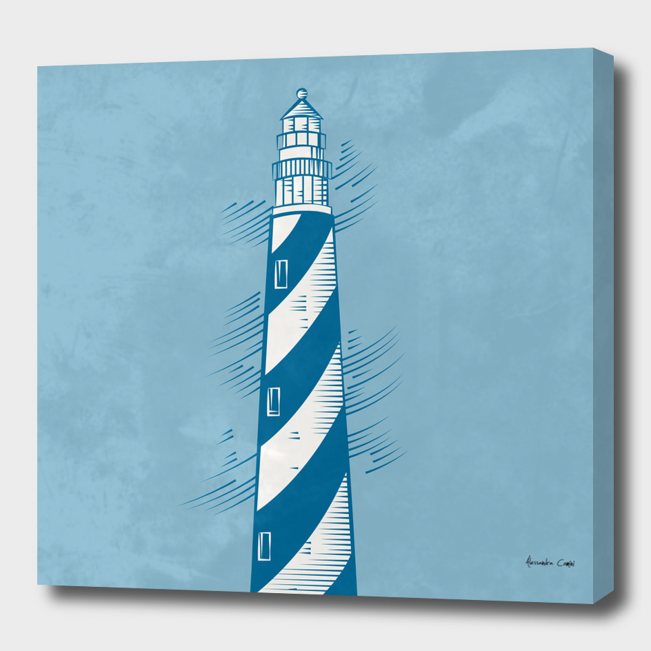 Lighthouse marine