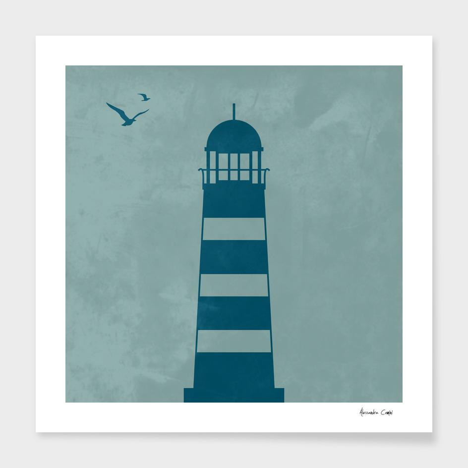 Lighthouse birds