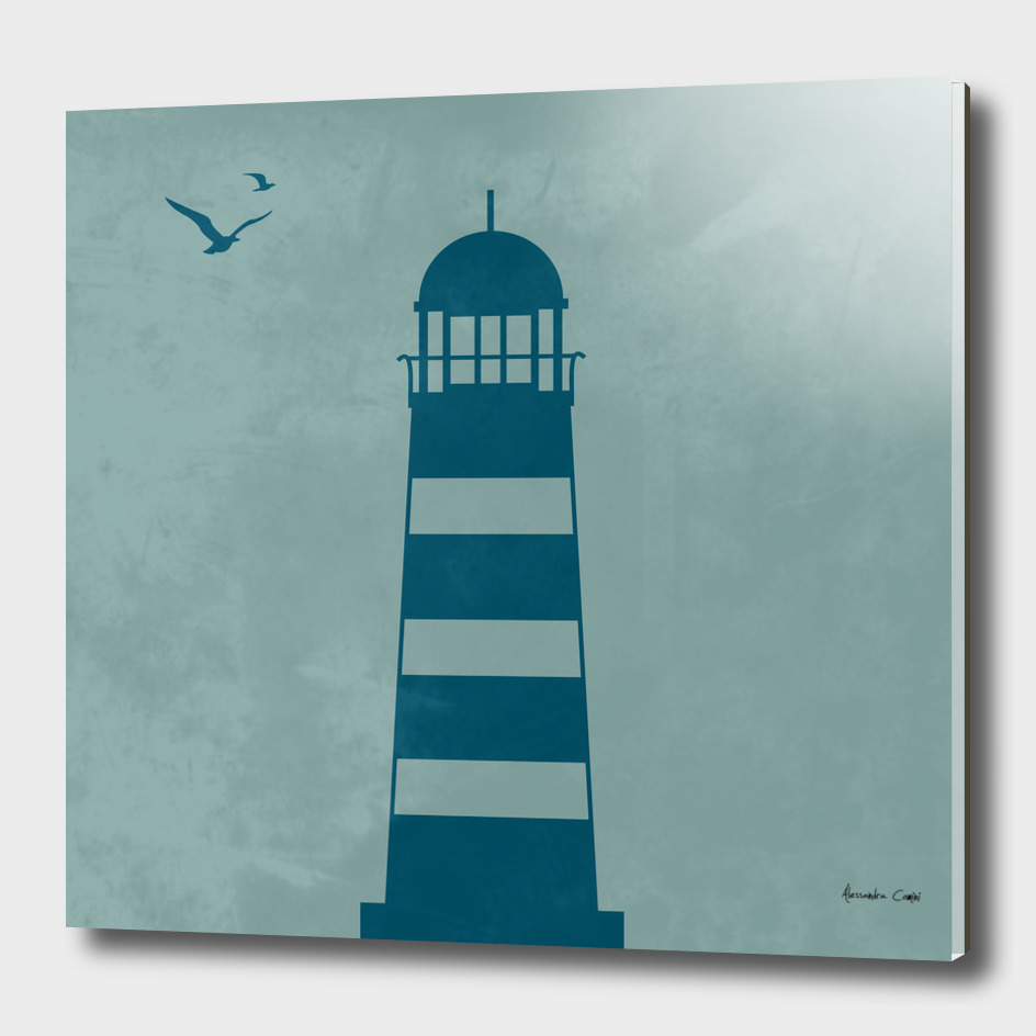 Lighthouse birds