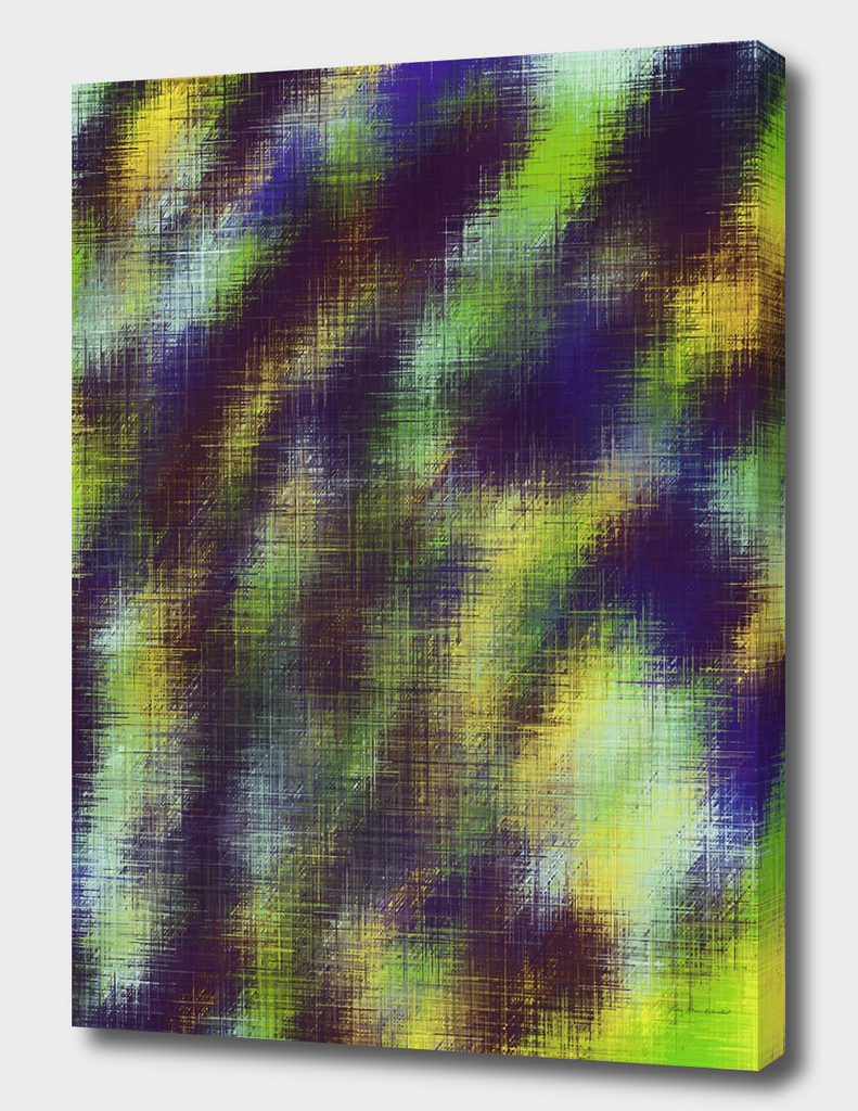 yellow green blue and brown plaid pattern background