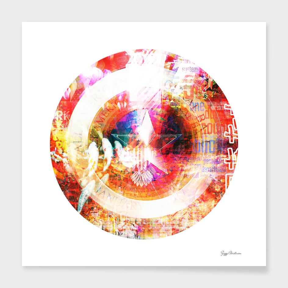 Inurguration Frisbee (Psyglo Edition)