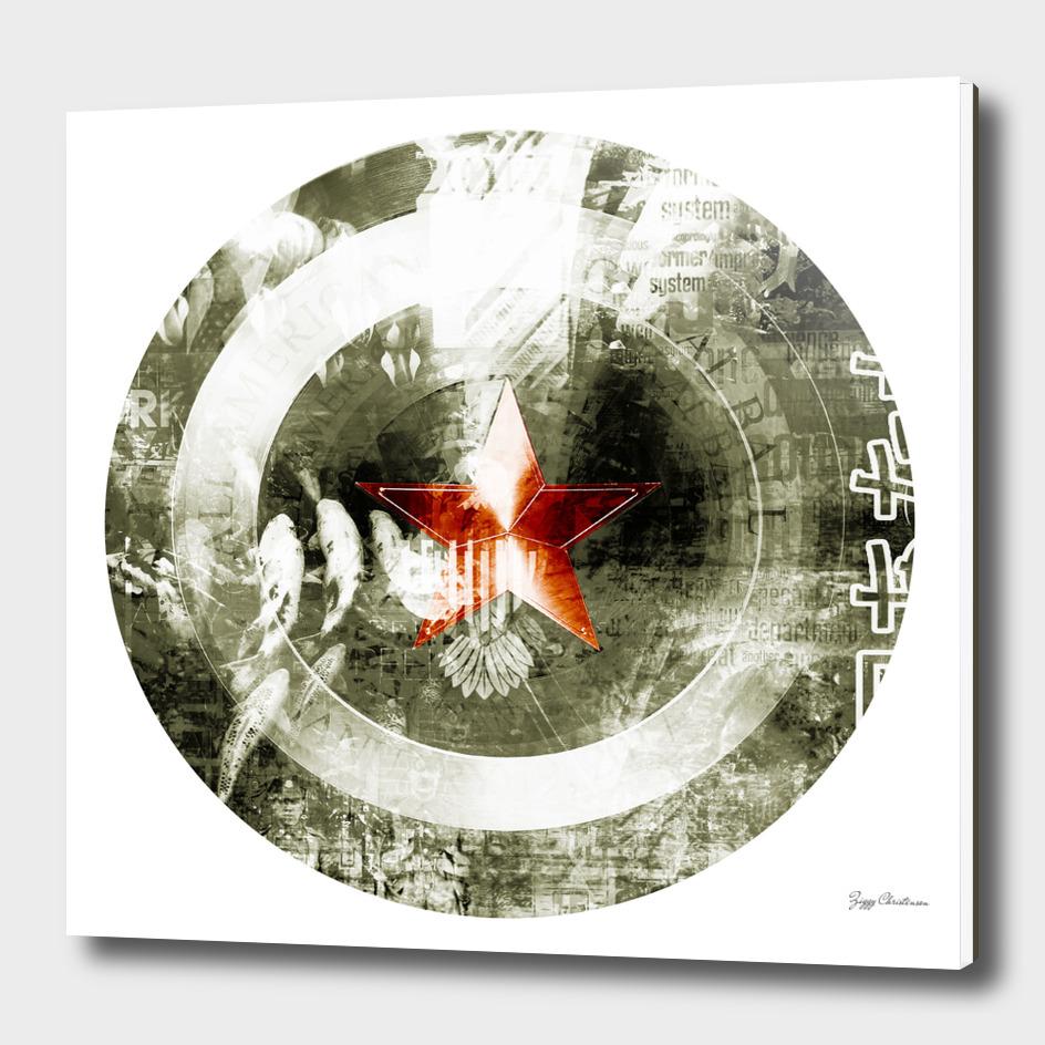 Inurguration Frisbee (Soviet Block Edition)