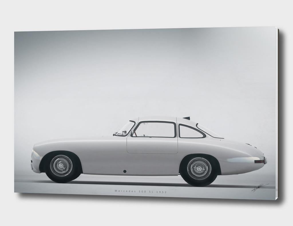 MERCEDES 300SL 1952