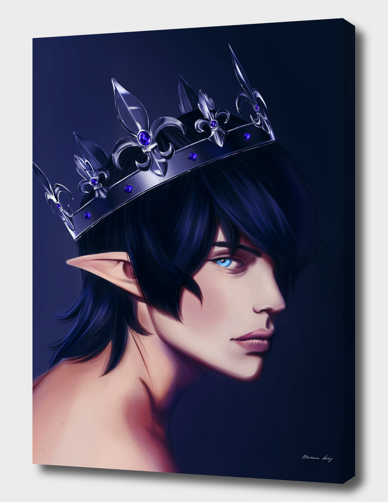 Aymeric, King of Ishgard