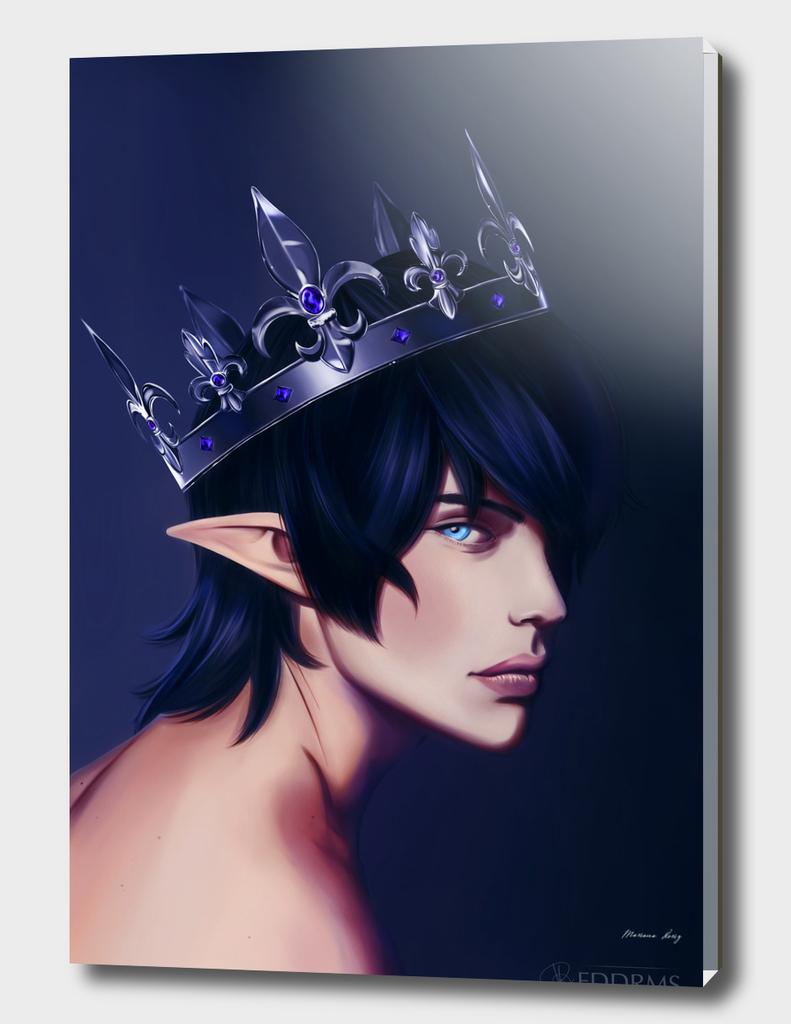 Aymeric, King of Ishgard
