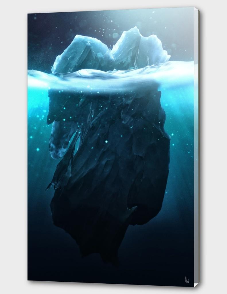 Caustic Icebergs - 05