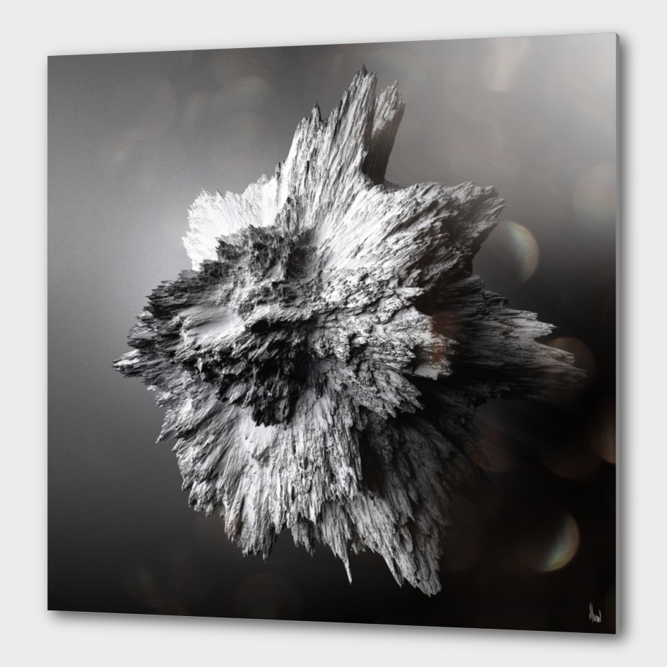 Crystallized Asteroids - 01