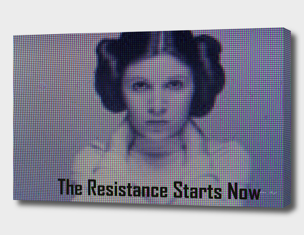 The Resistance starts now