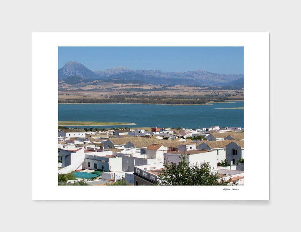 white villages in Spain