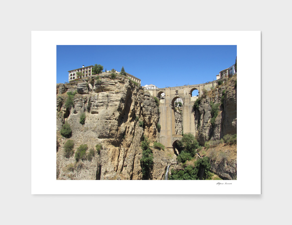 The Andalusian city: Ronda