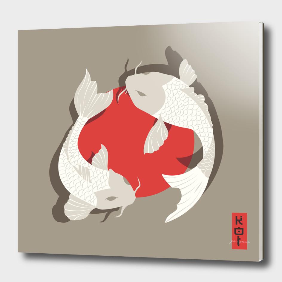 Koi fish 001