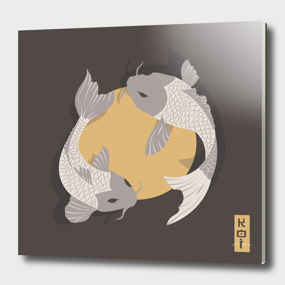 Koi fish 003