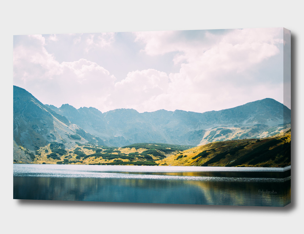 Mountain Lake III