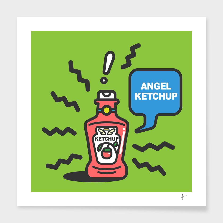 ANGEL KETCHUP