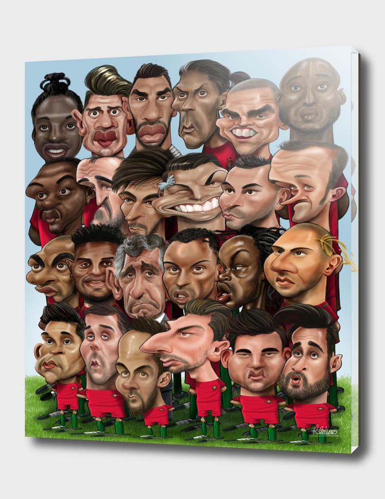 2016 Euro Champions Portugal
