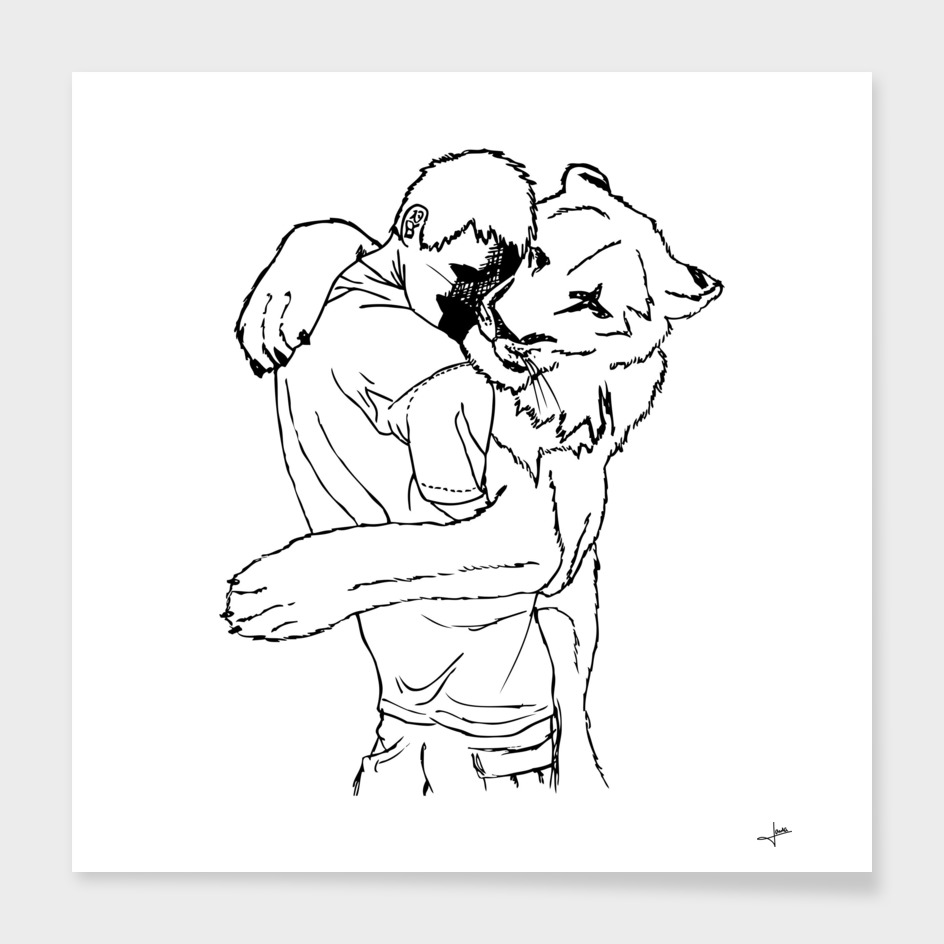 Hug the wild