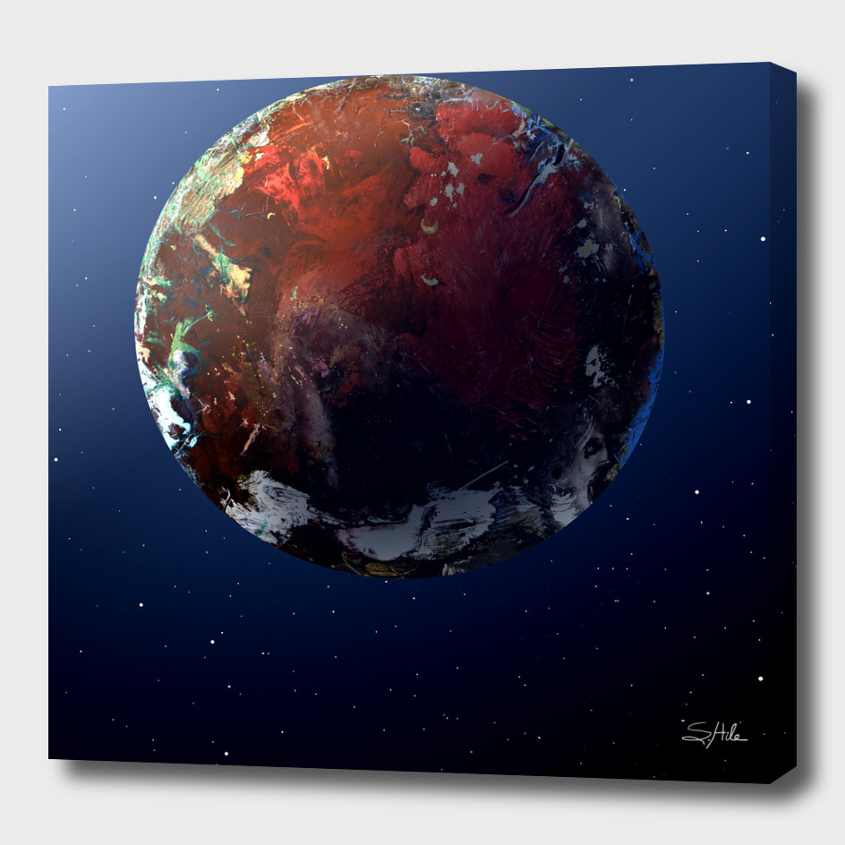 Foreign Planet_1