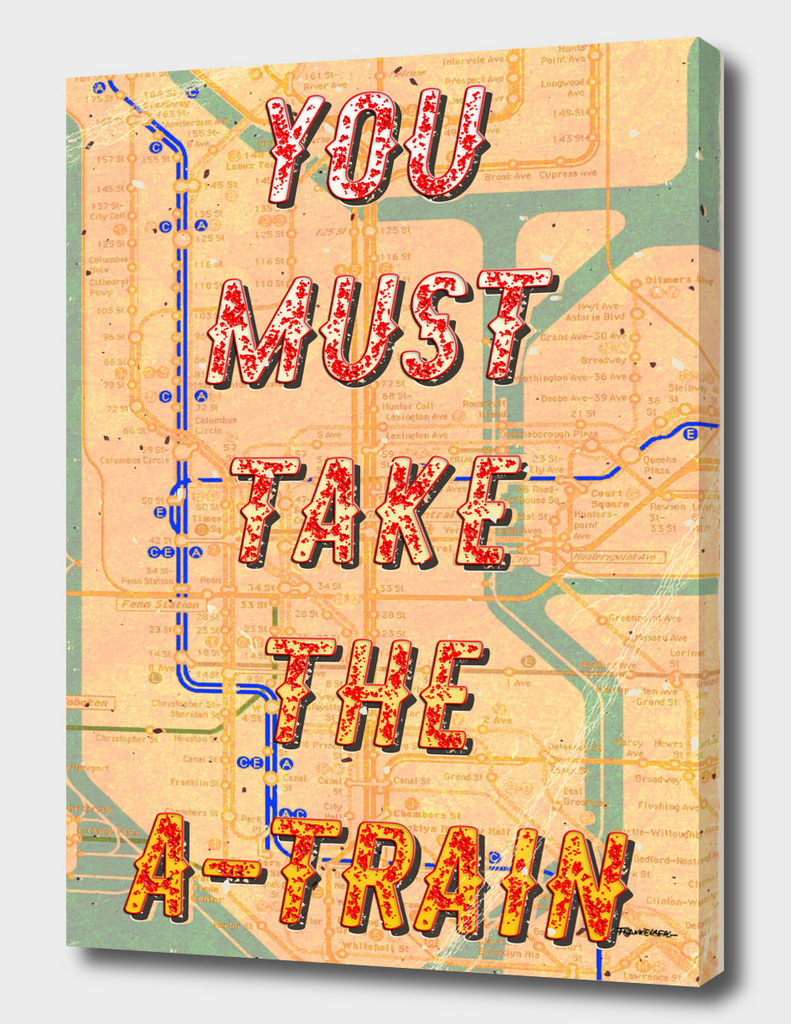 You must take the A-Train - A Hell Songbook Edition