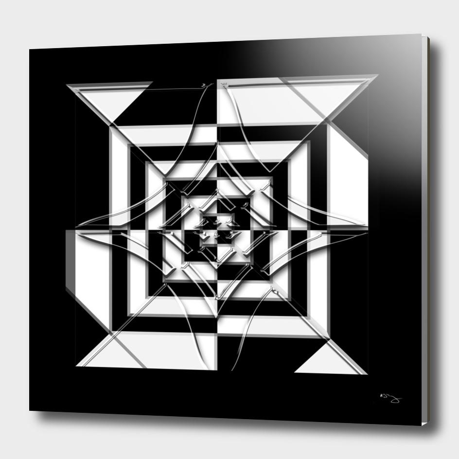 Glass on Pattern
