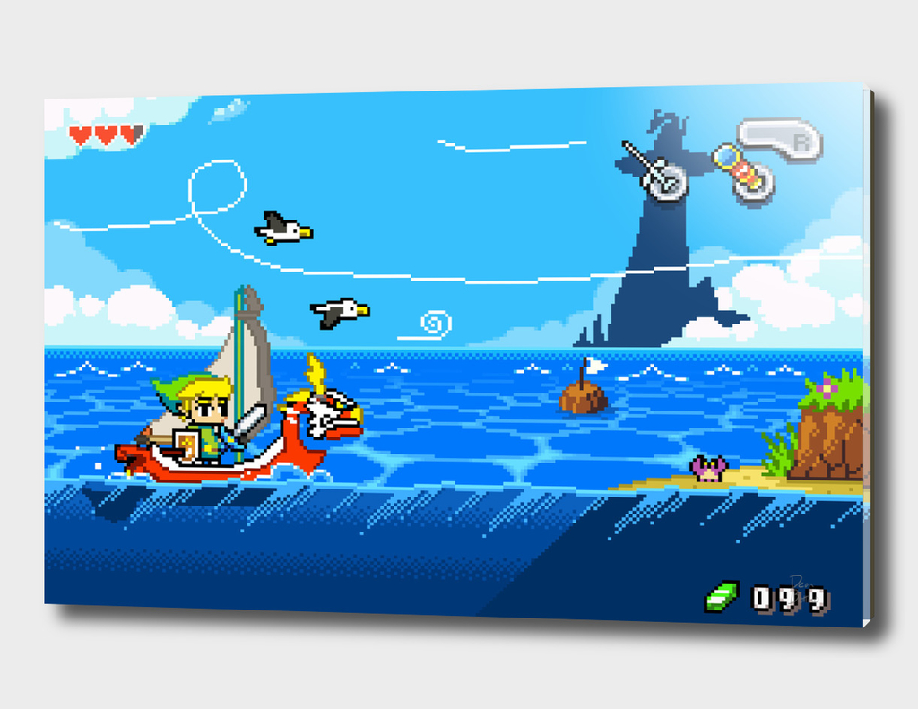 The Legend of Zelda - The Wind Waker Advance