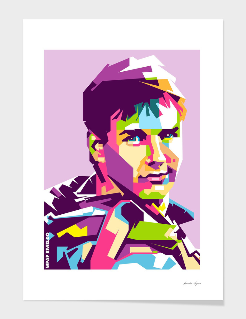 Tom Cruise in WPAP