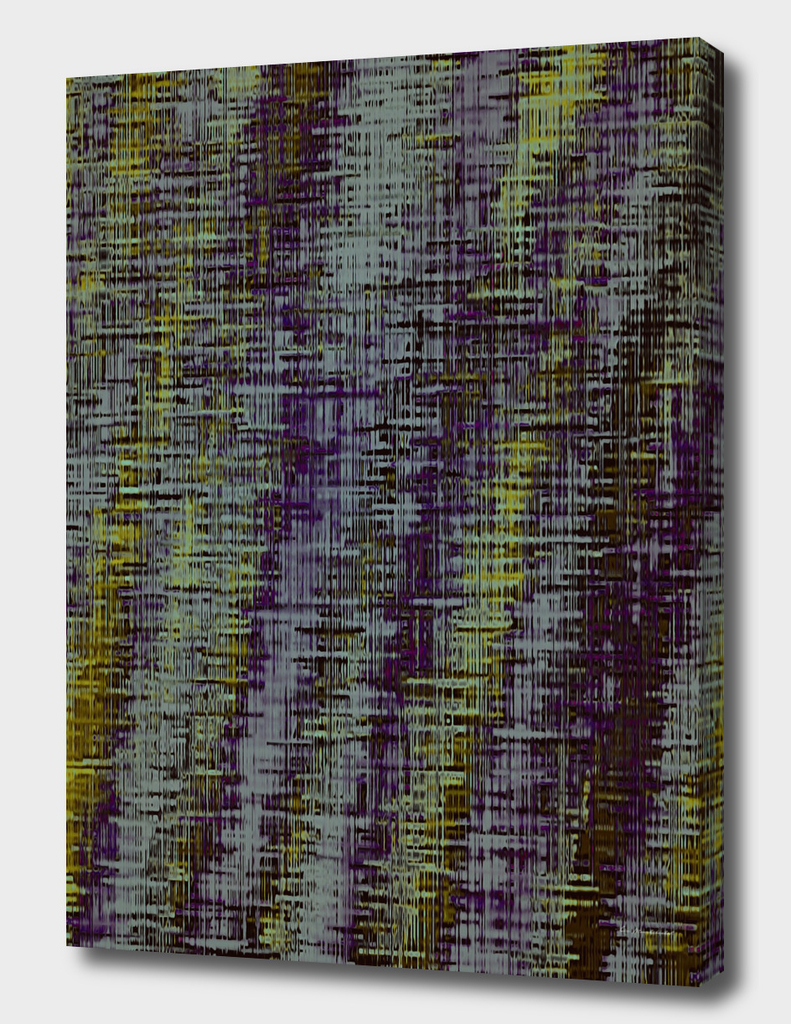 yellow blue and brown vintage painting texture abstract