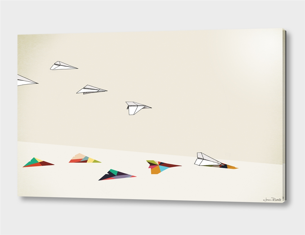 Walking Shadow, Paper Planes