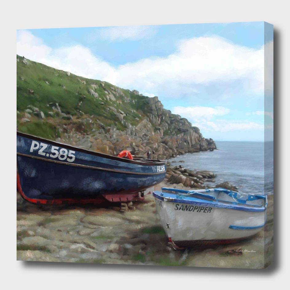 Cornwall Boatscape