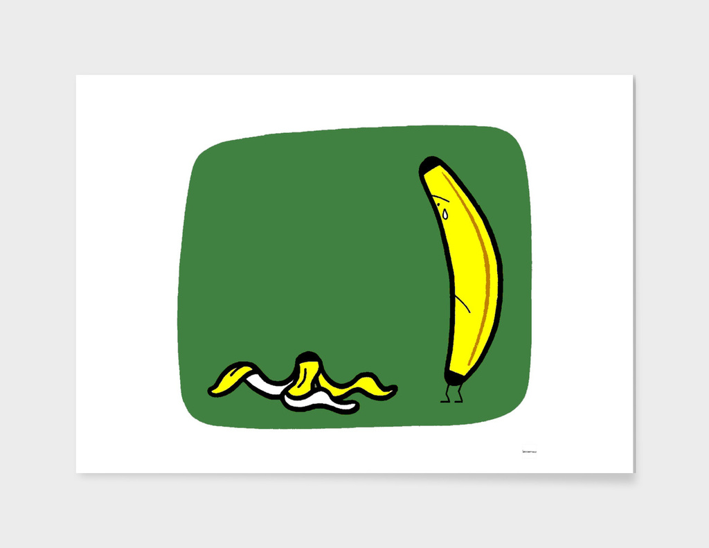 Bye bye banana