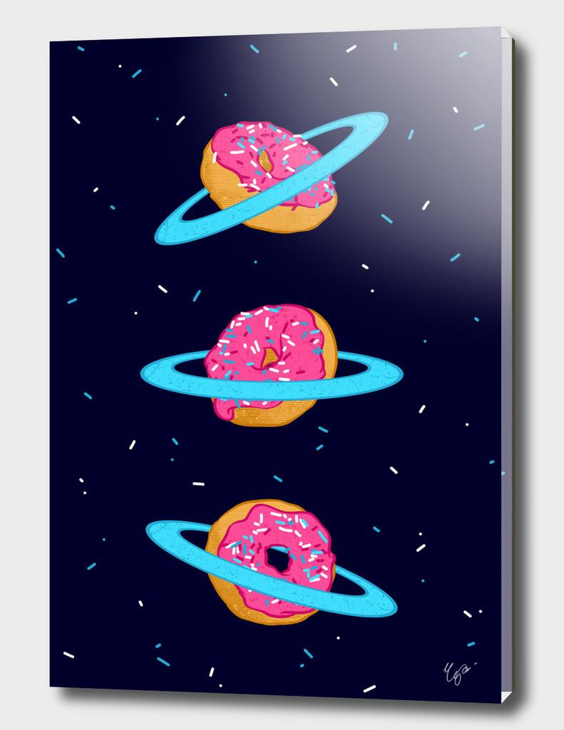 Sugar rings of Saturn