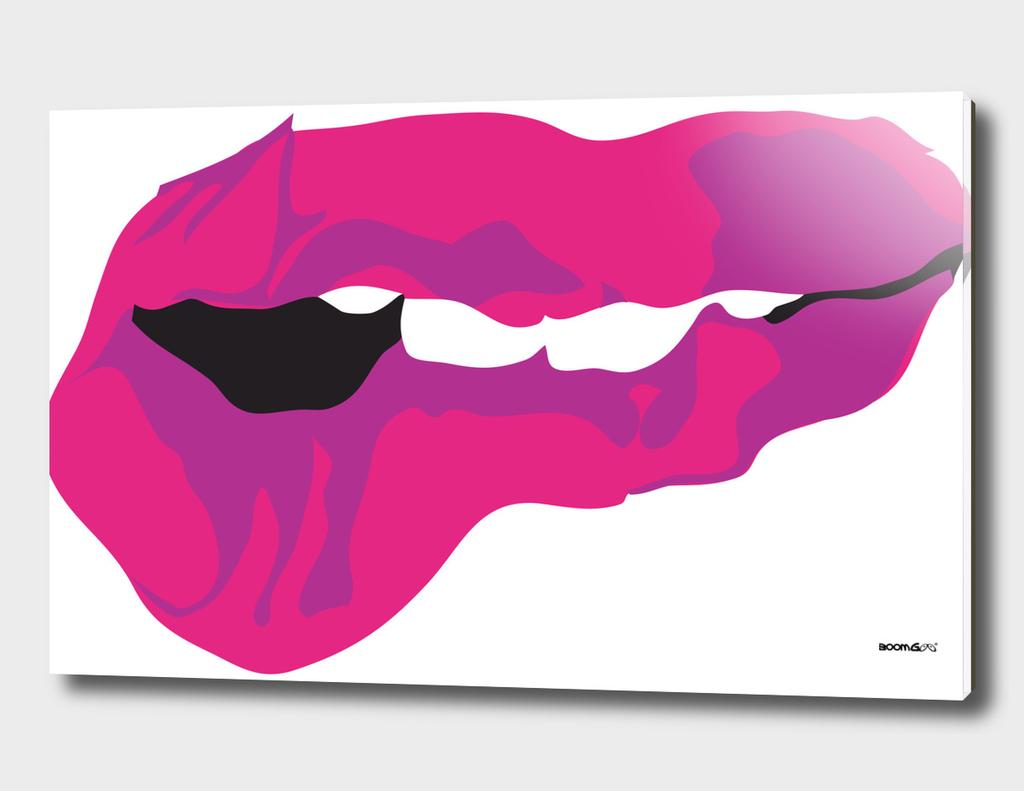 BoomGoo's Marylin too (fuchsia lips)