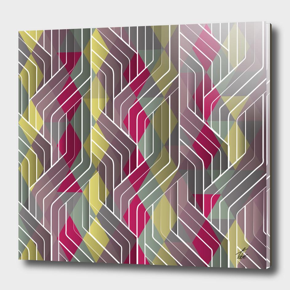 Decorative Pattern Triangles