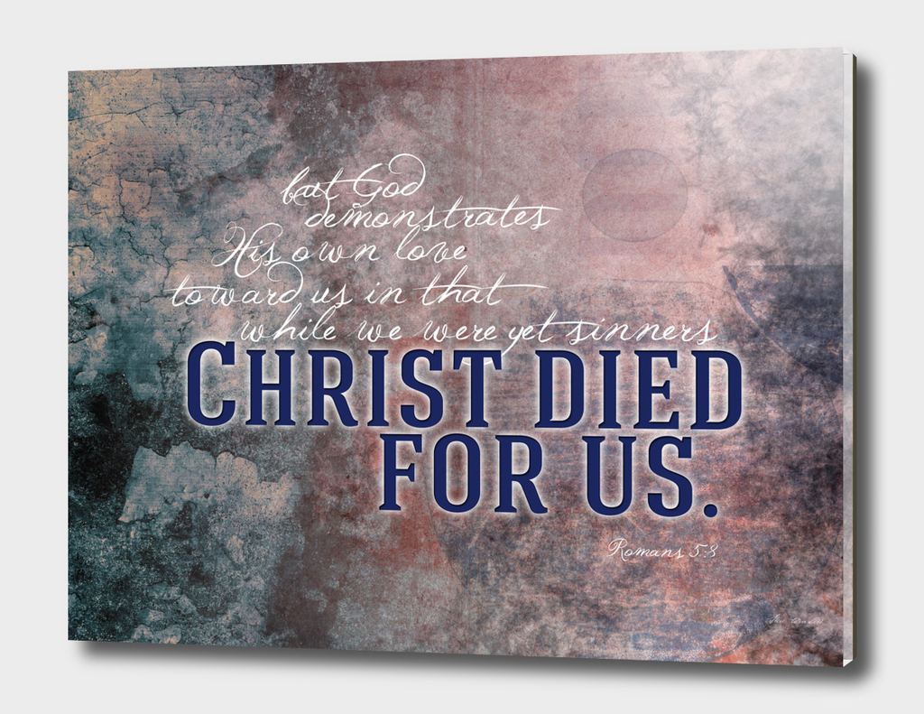 Christ Died for Us