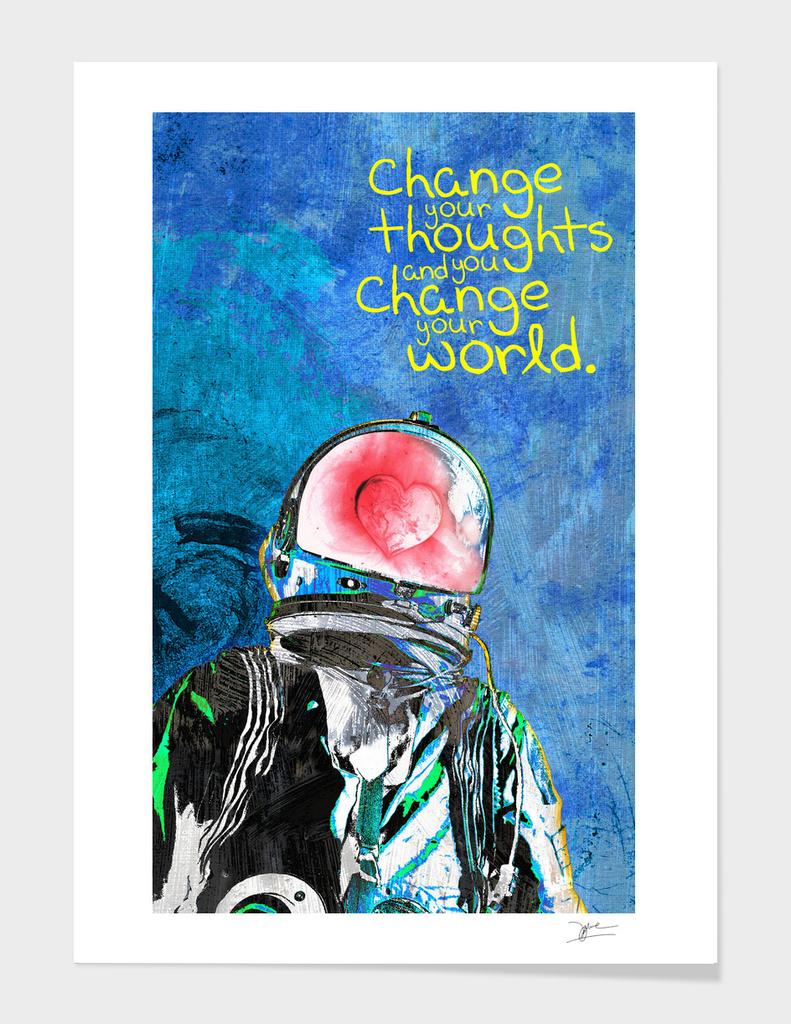 Astronaut love