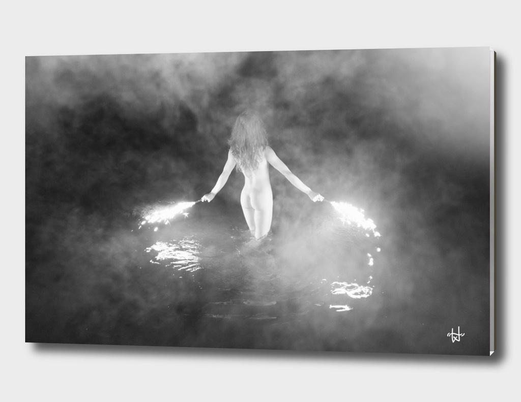 Fire Swim With Me