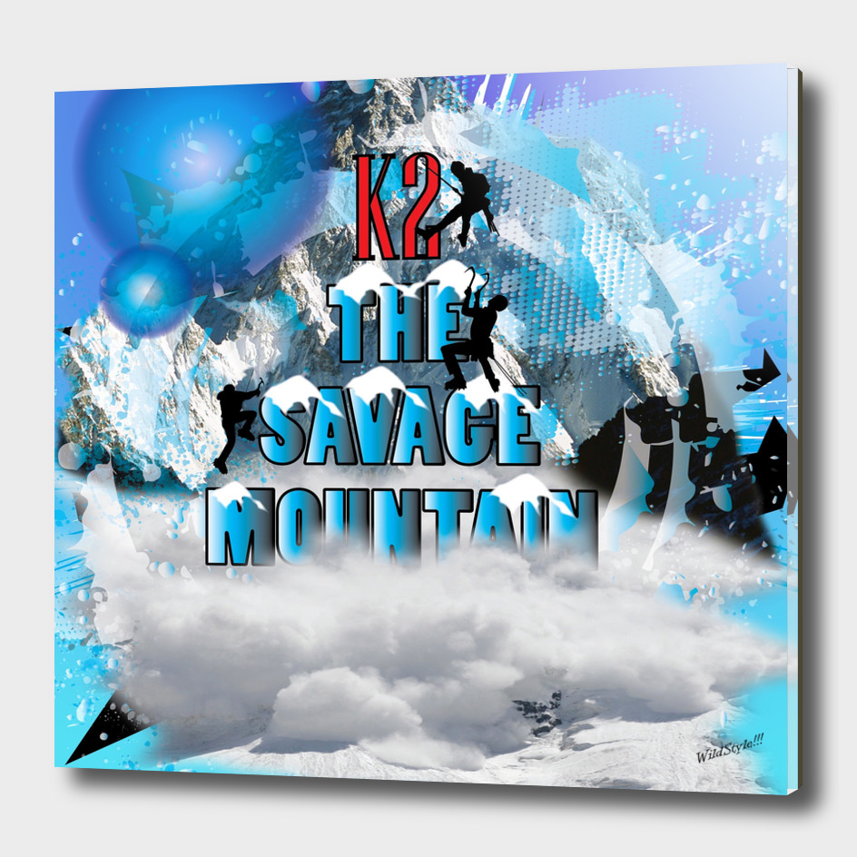 K2 The Savage Mountain Digital