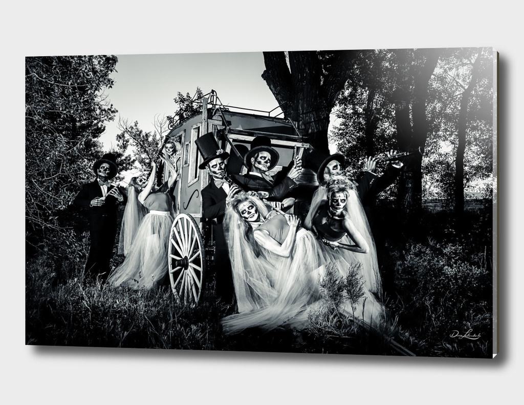 Musicians - Dia de Muertos