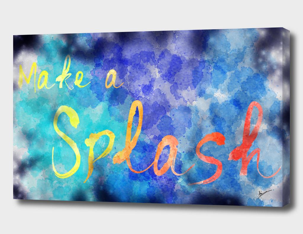 make a splash curioos