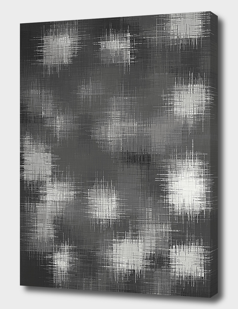 black and white painting texture abstract background