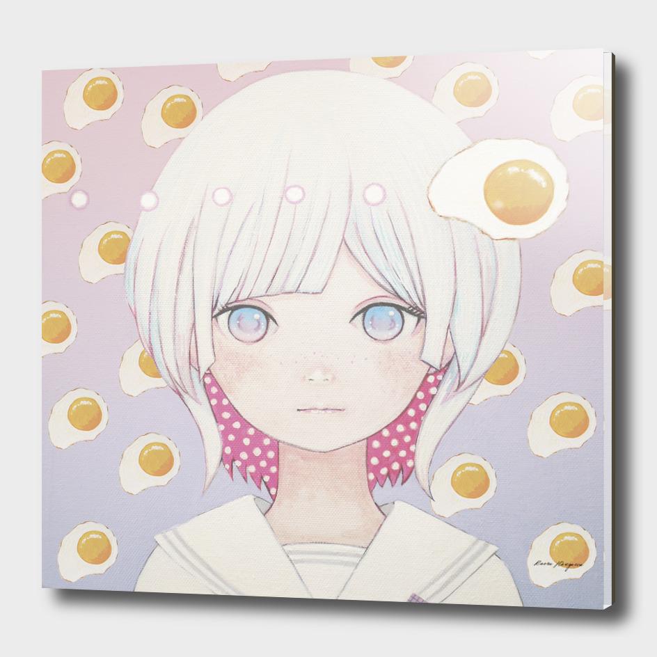 「Silence egg-san たまご増やした場合🍳」