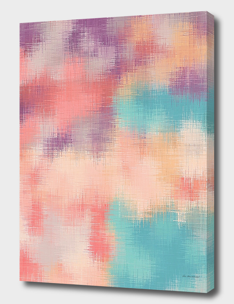 graffiti painting texture abstract in pink blue purple