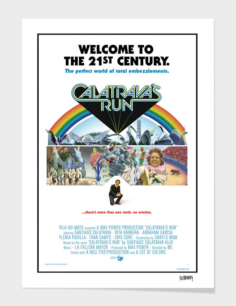 Calatrava's Run