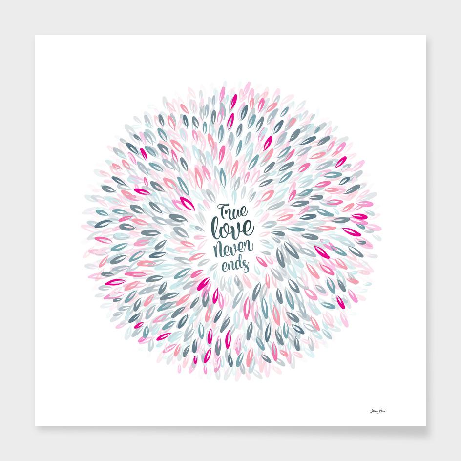 True love never ends - Burst