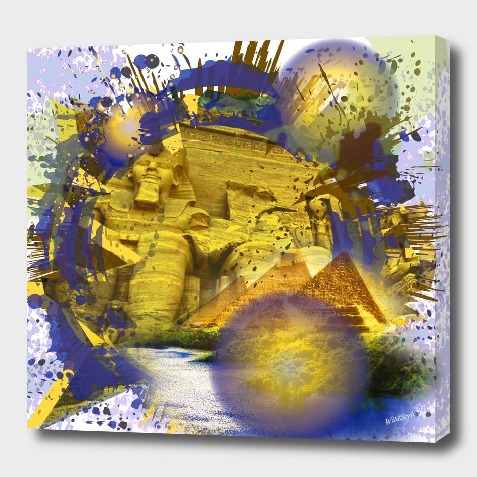 Egypt Land of the pharaohs