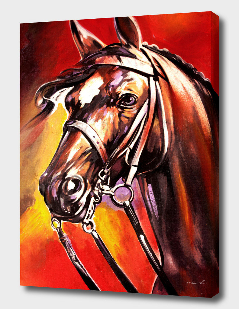 HELLFIRE HORSE